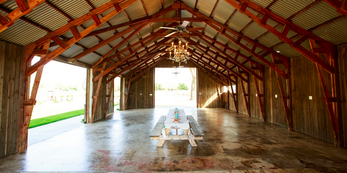 The Barn At Second Wind Weddings