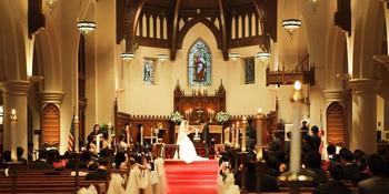 Church of Our Saviour weddings in San Gabriel CA