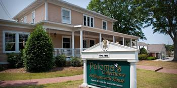 Hollingsworth House weddings in Fayetteville GA