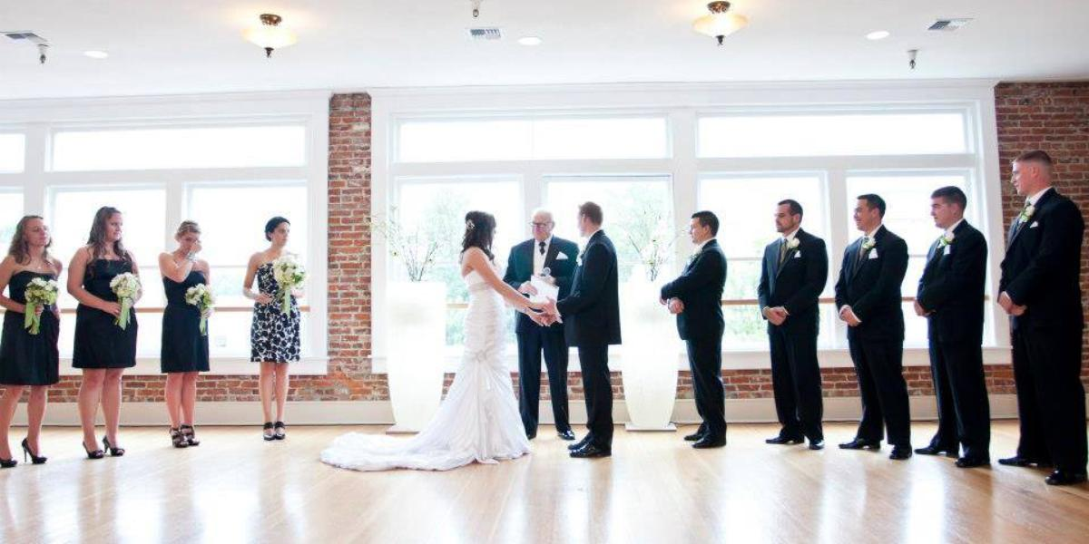flinn block hall weddings in albany or