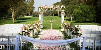 Valencia Country Club weddings in Valencia CA