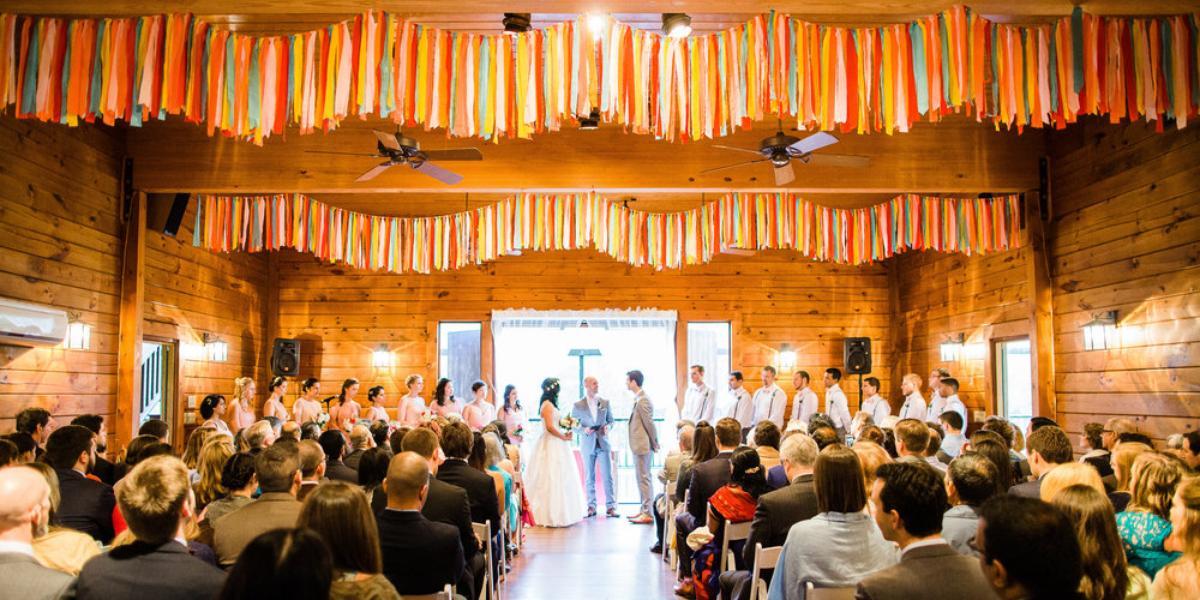 The Barn At Valhalla Weddings