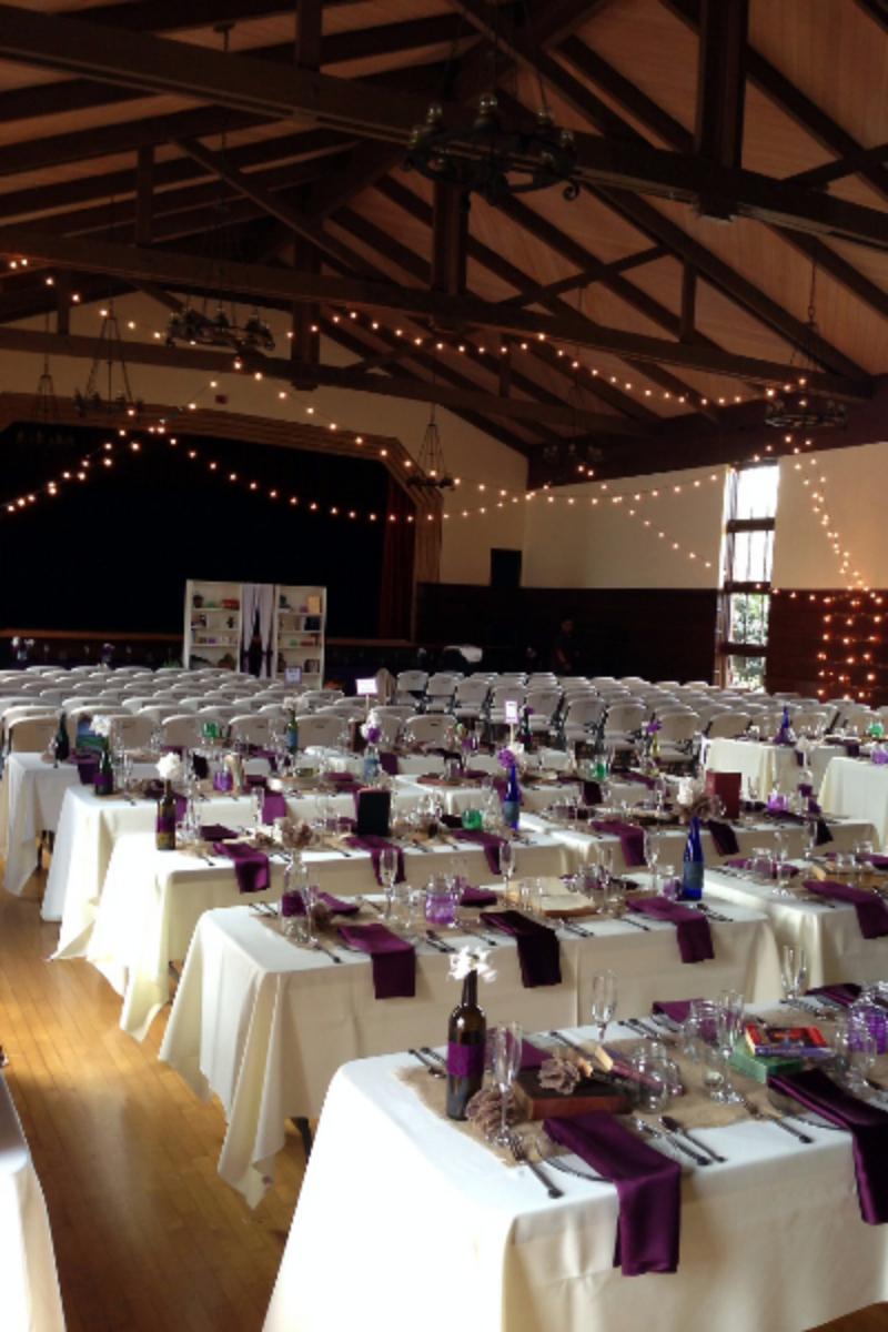 Clunie Community Center Weddings