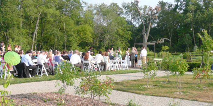 U Of M Matthaei Botanical Gardens Wedding Venue Picture 12 Provided By