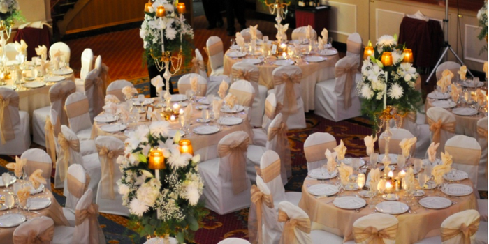 The Elegance Banquet Hall wedding venue picture 6 of 10 - Provided by: The Elegance Banquet Hall