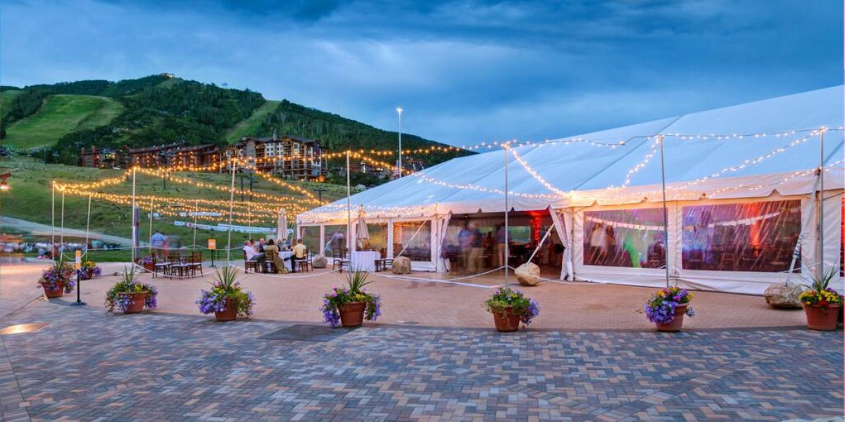 Steamboat springs outdoor wedding venues mini bridal for Best colorado wedding venues