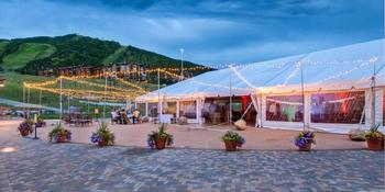 Torian Plum Wedding and Event Tent weddings in Steamboat Springs CO