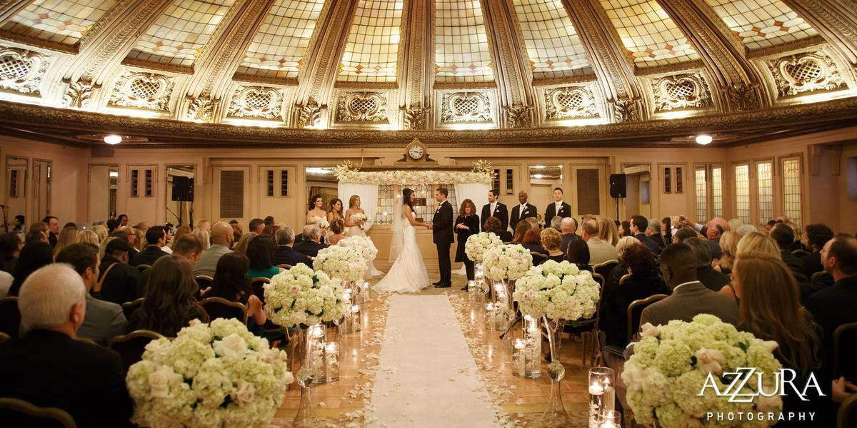 The Arctic Club Seattle - A DoubleTree by Hilton Weddings