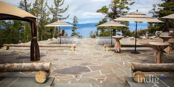 Heavenly Mountain Resort - Blue Sky Terrace weddings in South Lake Tahoe CA