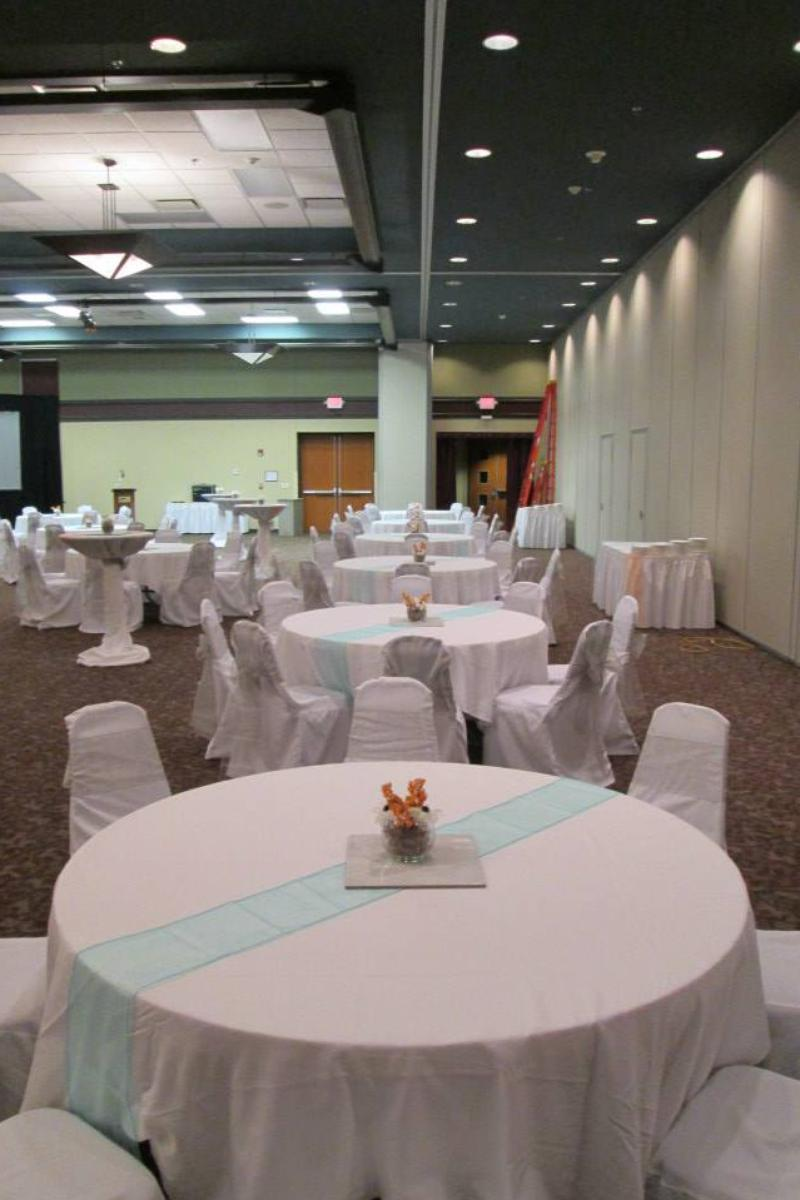 Clay County Regional Events Center wedding venue picture 11 of 16 - Provided by: Clay County Regional Events Center