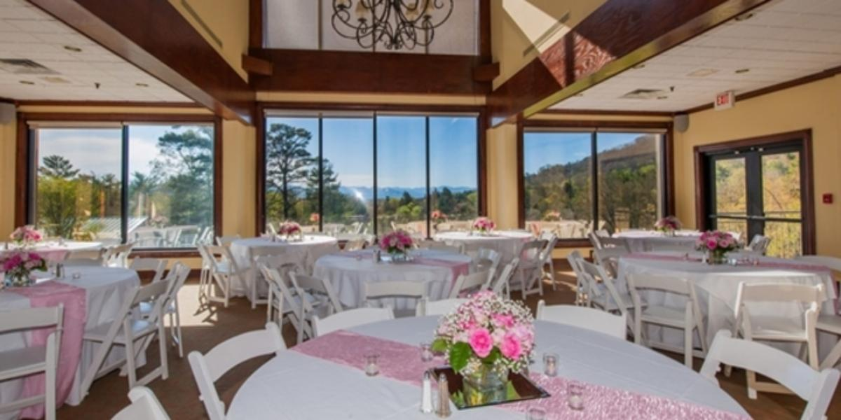 The country club of asheville weddings get prices for for Wedding venues in asheville nc