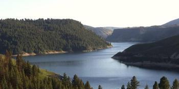 Fall Creek Resort and Marina weddings in Mountain Home ID