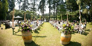 Crystal Springs Rhododendron Garden weddings in Portland OR