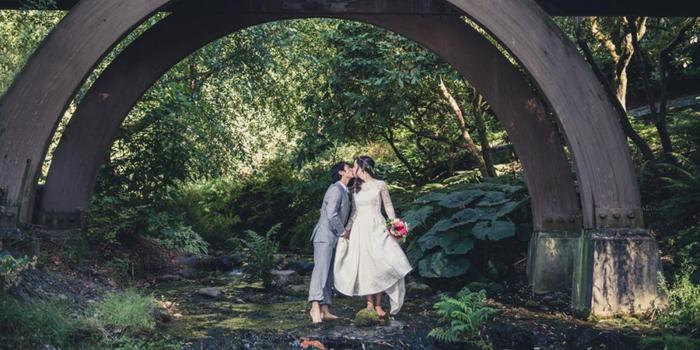 Crystal Springs Rhododendron Garden Weddings