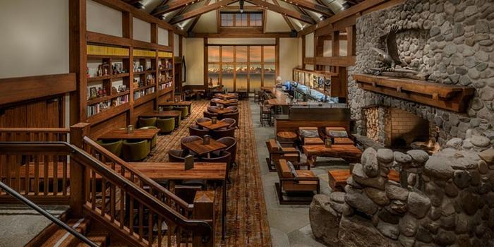 Lone Eagle Grille wedding Lake Tahoe