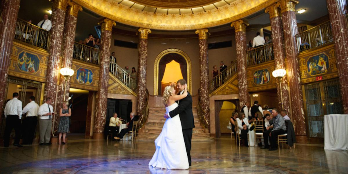 Severance Hall Cleveland Orchestra Weddings
