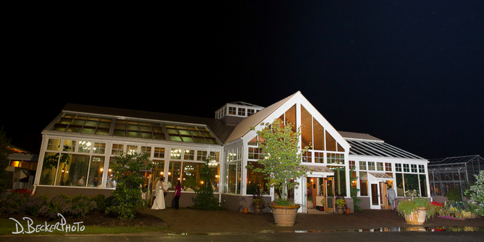 Conservatory at the Sussex County Fairgrounds wedding venue picture 15 of 16 - Photo by: D. Becker Photography
