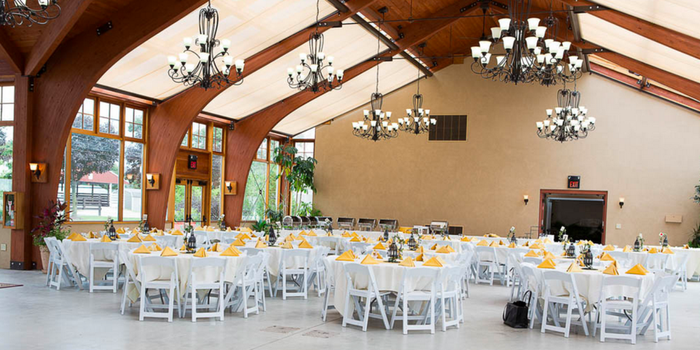 Conservatory at the Sussex County Fairgrounds wedding venue picture 3 of 16 - Photo by: D. Becker Photography