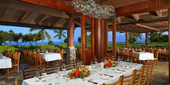 Duke's Beach House weddings in Lahaina HI