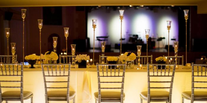 Buckhead theater wedding
