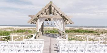 Shoals Club weddings in Bald Head Island NC