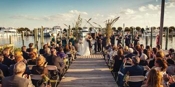 The Pavilion at Pirate's Cove Marina weddings in Manteo NC