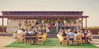 Hicksville Trailer Palace weddings in Joshua Tree CA