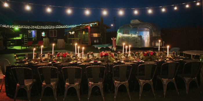 Hicksville Trailer Palace Wedding Venue Picture 3 Of 16