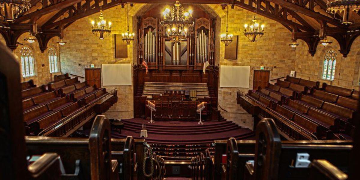 First Presbyterian Church Of Hollywood Weddings