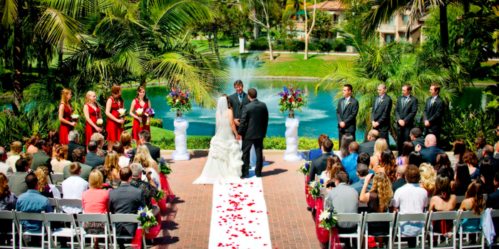 Tustin Ranch Golf Club wedding venue picture 5 of 16 - Photo by: True Photography