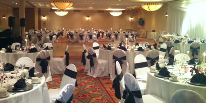 Holiday Inn Saratoga Springs Hotel wedding venue picture 6 of 12 - Provided by: Holiday Inn Saratoga Springs Hotel