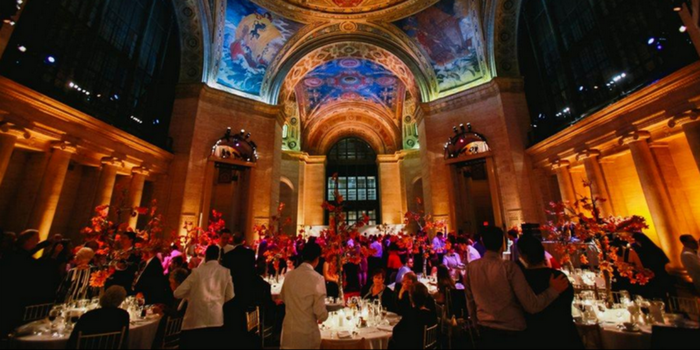 Cipriani 25 Broadway wedding venue picture 4 of 11 - Provided by: Cipriani 25 Broadway