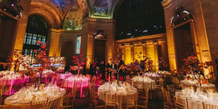 Cipriani 25 Broadway wedding venue picture 1 of 11 - Provided by: Cipriani 25 Broadway