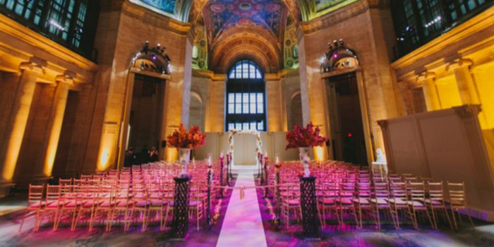 Cipriani 25 Broadway wedding venue picture 2 of 11 - Provided by: Cipriani 25 Broadway