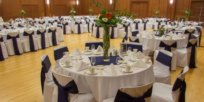 University of Iowa - Iowa Memorial Union wedding venue picture 7 of 11 - Provided by: University of Iowa Memorial Union
