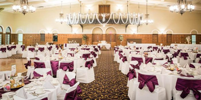 University of Iowa - Iowa Memorial Union wedding venue picture 4 of 11 - Provided by: University of Iowa Memorial Union