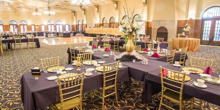 University of Iowa - Iowa Memorial Union wedding venue picture 3 of 11 - Provided by: University of Iowa Memorial Union
