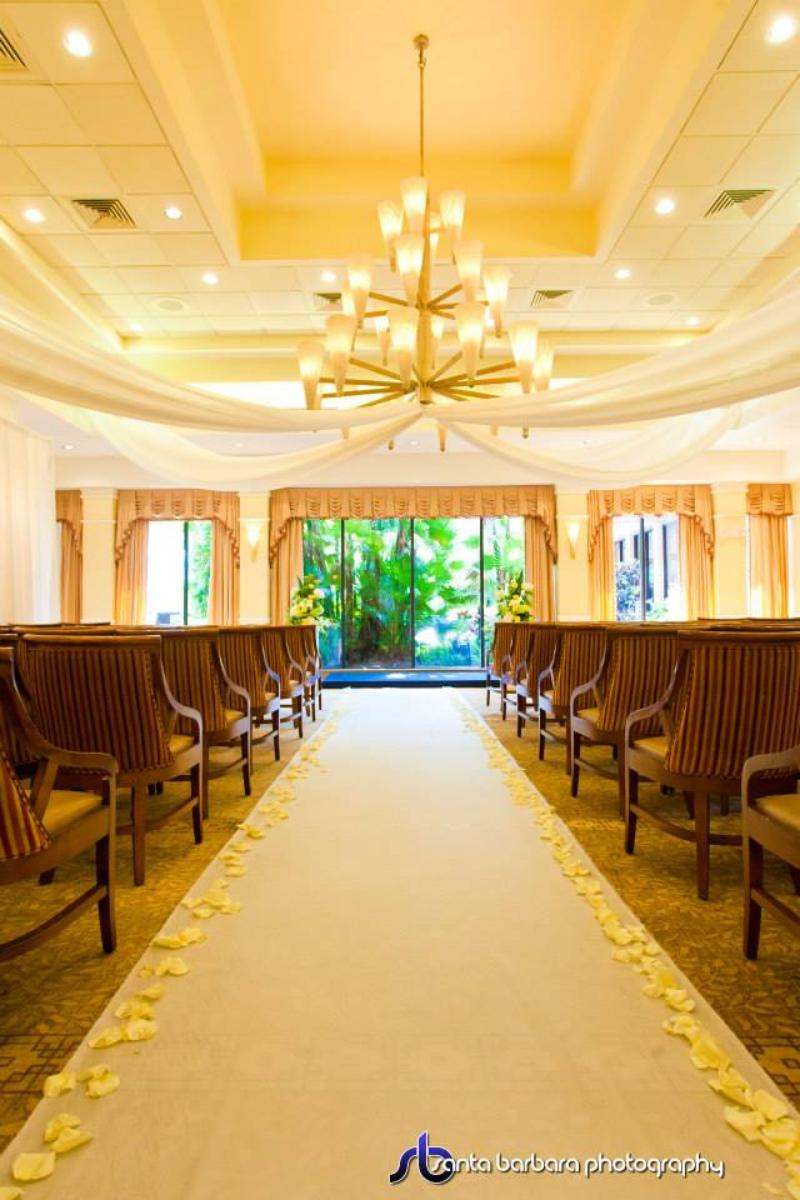 Boca Lago Country Club wedding venue picture 6 of 11 - Photo by: Santa Barbara Photography