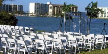Clearwater Beach Recreation Center weddings in Clearwater FL