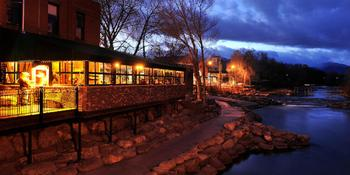 The Boathouse Cantina weddings in Salida CO