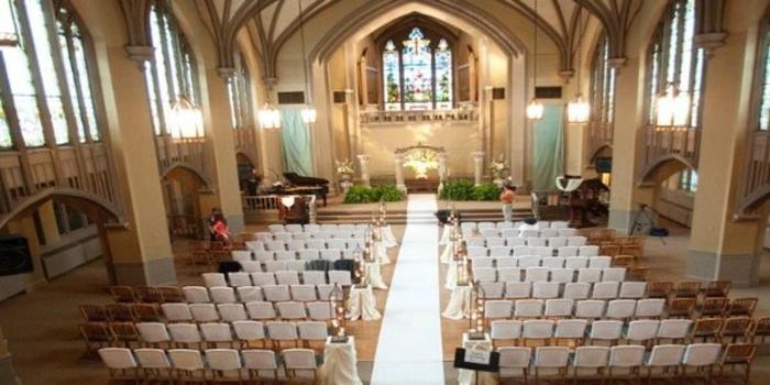 St Pauls Presbyterian Church Weddings