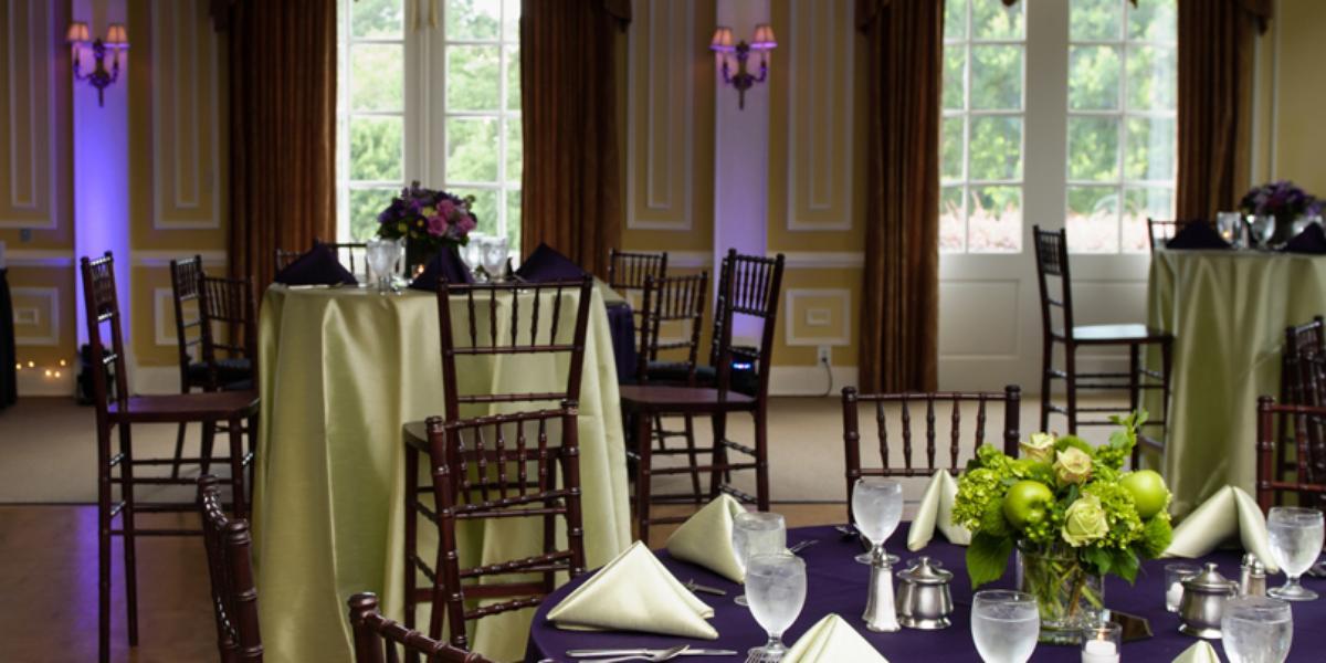 Croasdaile Country Club Weddings