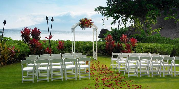 Sheraton Maui Resort & Spa wedding venue picture 14 of 16 - Provided by: Sheraton Maui Resort
