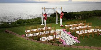 Sheraton Maui Resort & Spa wedding packages