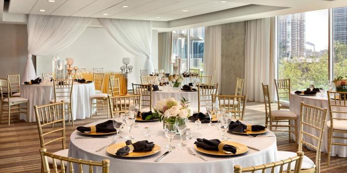 Twelve Hotels Atlantic Station wedding Atlanta