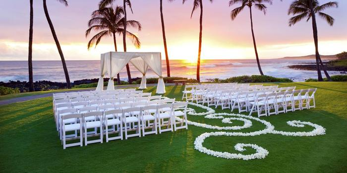 Sheraton Kauai Resort wedding venue picture 1 of 16 - Provided by: Sheraton Kaua'i Resort