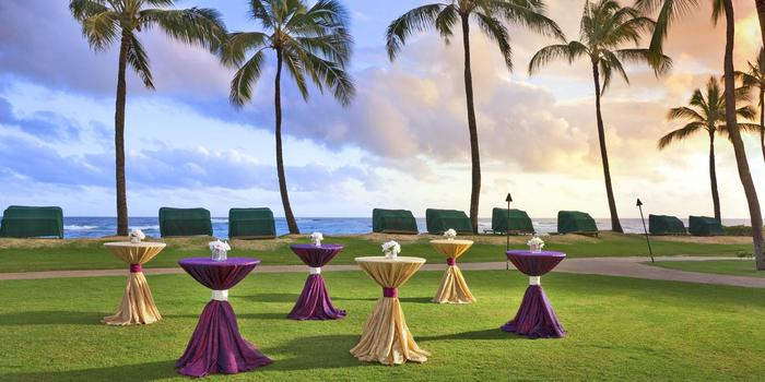 Sheraton Kauai Resort wedding venue picture 2 of 16 - Provided by: Sheraton Kaua'i Resort