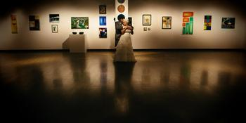 Fort Worth Community Arts Center weddings in Fort Worth TX