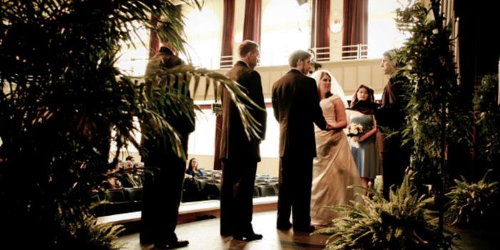 The Clayton Center Weddings