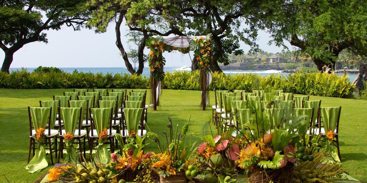 Sheraton Kona Resort Amp Spa At Keauhou Bay Weddings